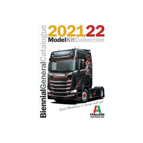 IT09314 - ITALERI 2021 CATALOGUE