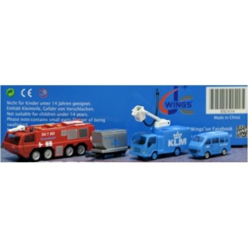 JC2026 - 1/200 KLM GSE SET 6