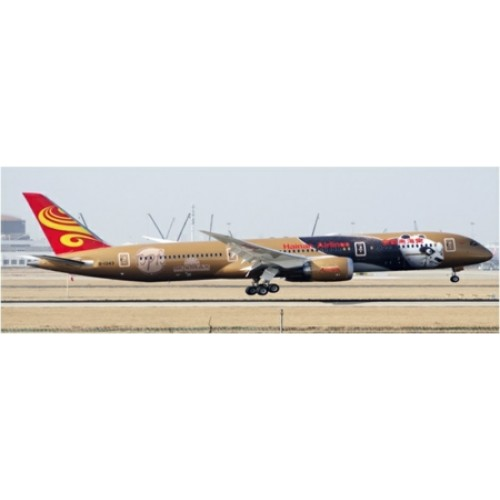 JC2068 - 1/200 HAINAN AIRLINES BOEING 787-9 DREAMLINER REG: B-1343 KUNG FU  PANDA 4 WITH STAND
