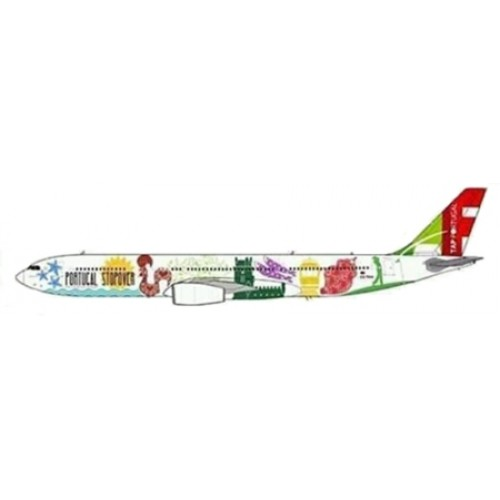 JCLH2091 - 1/200 TAP PORTUGAL AIRLINES AIRBUS A330-300 CS-TOW