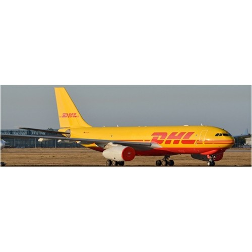 JCLH4124 - 1/400 DHL (EUROPEAN AIR TRANSPORT) AIRBUS A330-200F REG: D-ALMA WITH ANTENNA