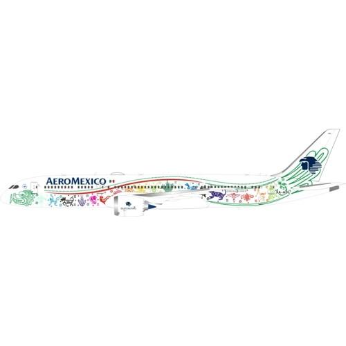 JETVL2019001 - 1/200 AEROMEXICO BOEING 787-9 DREAMLINER XA-ADL WITH STAND