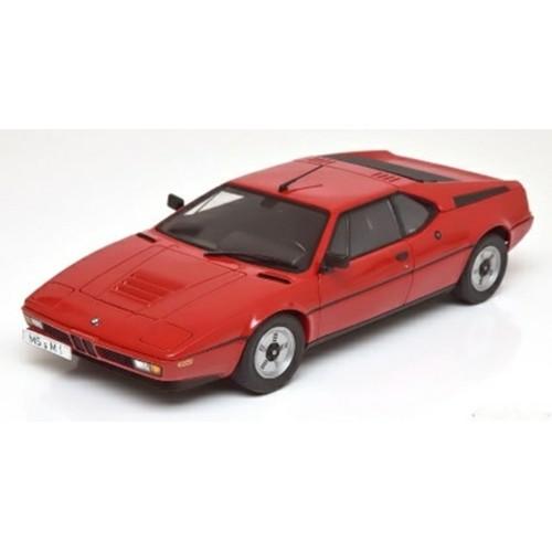 KKDC120011 - 1/12 BMW M1, 1978, RED