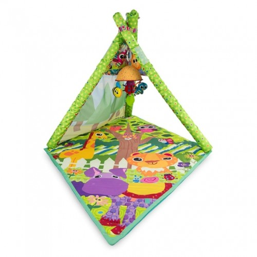 LC27991 - 4 IN 1 TEEPEE GYM
