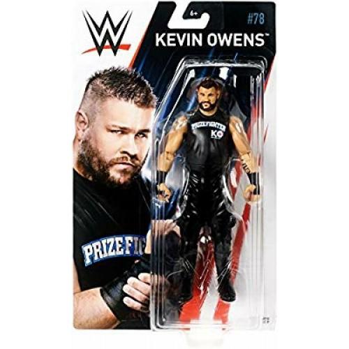 MATFMD38 - X12 WWE BASIC FIGURE KEVIN OWENS