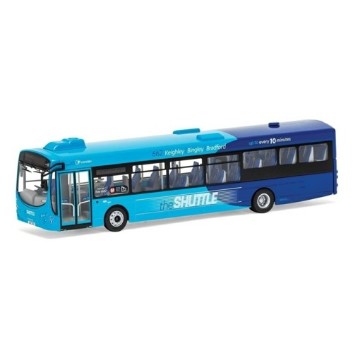 OM46713B - 1/76 WRIGHT ECLIPSE GEMINI 2, SINGLE DECK TRANSDEV 662 BRADFORD VIA BINGLEY