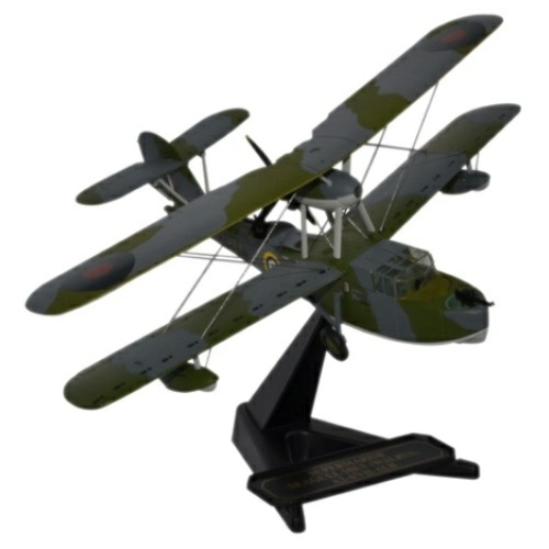 OX72SW001 - 1/72 SUPERMARINE SEAGULL/WALRUS A2-4 RAAF HENDON MUSEUM