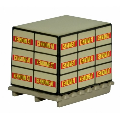 OX76ACC012 - 1/76 ACCESSORIES PALLET LOAD KENNOMEAT