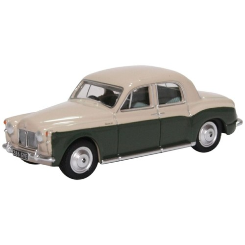 OX76P4004 - 1/76 ROVER P4 STONE GREY/JUNIPER GREEN
