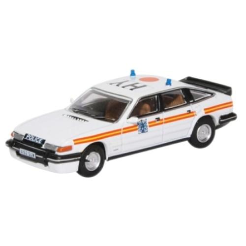 OX76SDV002 - 1/76 ROVER SD1 3500 VITESSE METROPOLITAN POLICE