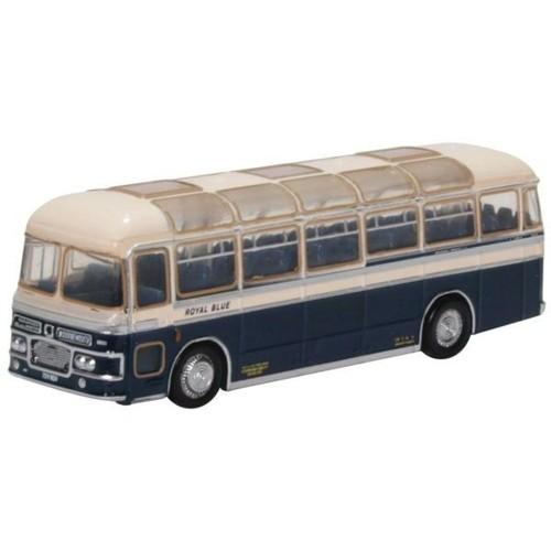 OXNMW6001 - N GAUGE BRISTOL MW6G ROYAL BLUE