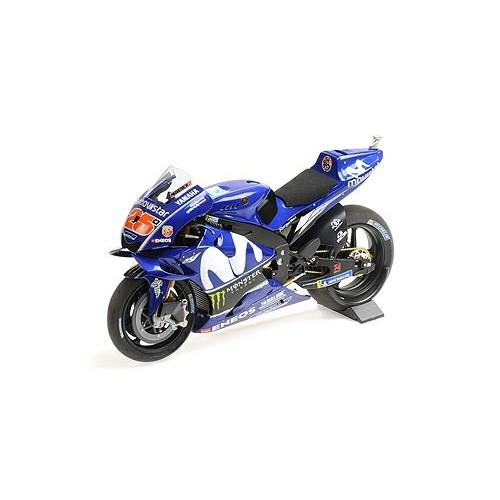 P122183025 - 1/12 YAMAHA YZR-M1 M.VINALES 2018 MOTOGP
