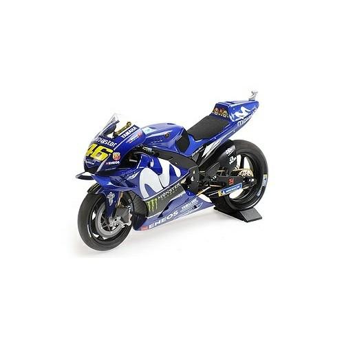 P122183046 - 1/12 YAMAHA YZR-M1 V.ROSSI 2018 MOTOGP
