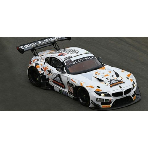 P151152388 - 1/18 BMW Z4 GT3 (E89) - TRIPLE EIGHT RACING - MOWLE/RATCLIFF/OSBOURNE/MULLER 24H SPA 2015