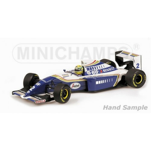 P547941202 - 1/12 WILLIAMS RENAULT FW16 - AYRTON SENNA - 1994