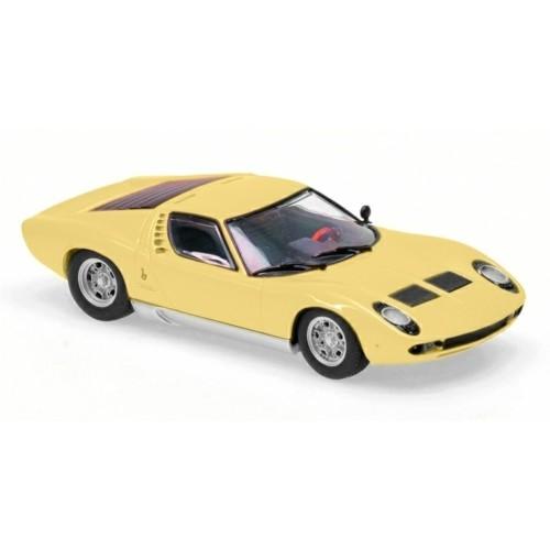 P940103002 1 43 1966 Lamborghini Miura Gold