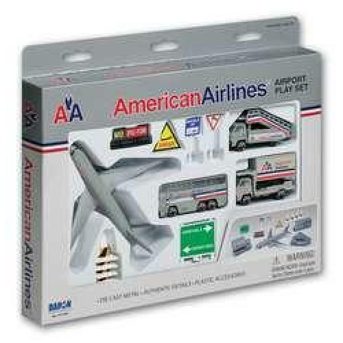 PPRT1661 - AMERICAN AIRLINES AIRPORT PLAYSET