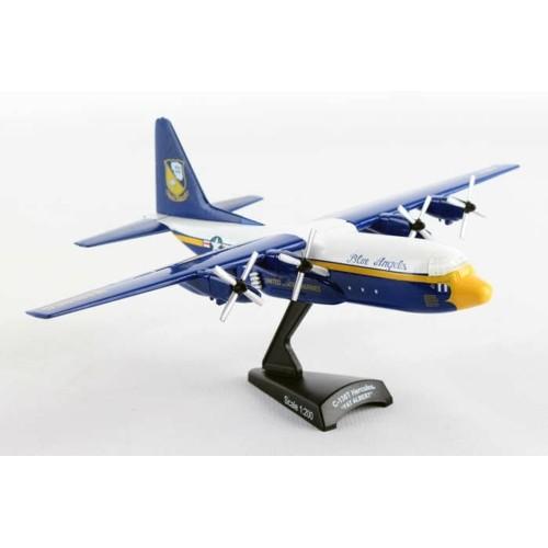 PS5330-2 - 1/200 C-130 HERCULES FAT ALBERT BLUE ANGELS