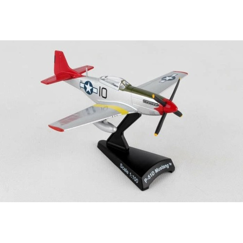 PS5342-7 - 1/100 P-51D MUSTANG TUSKEGEE