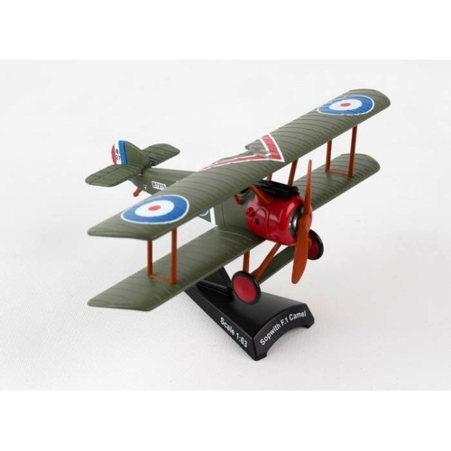 PS5350-2 - 1/63 SOPWITH F.I CAMEL CPT. ARTHUR ROY BROWN