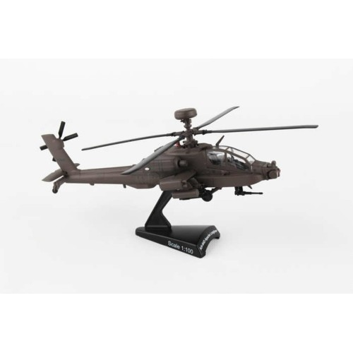 PS5600 - 1/100 AH-64D APACHE LONGBOW