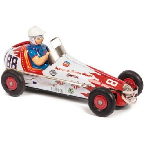 SC-MS648 - SPRINT RACE CAR (TIN PLATE)