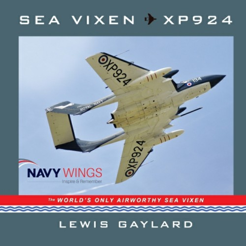 SEA VIXEN XP924 SOFTBACK BOOK SEAVIXS