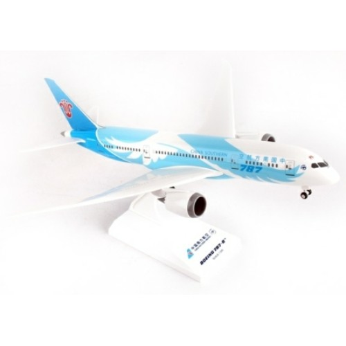 SKR929 - 1/200 CHINA SOUTHERN BOEING 787-8 WITH GEAR