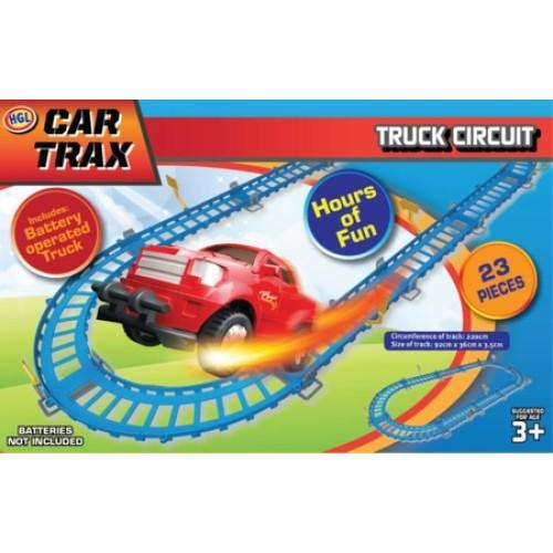 SV12377 - CAR TRAX TRUCK CIRCUIT