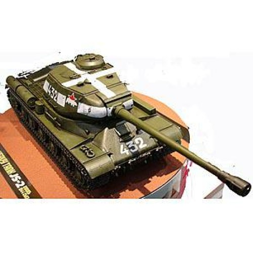 TAM56035 - 1/16 R/C RUSSIAN JS-2 1944 WITH OPTION KIT