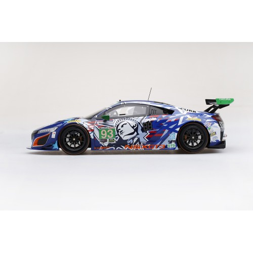 1/18 ACURA NSX GT3 NO.93 STATUE OF LIBERTY 2017