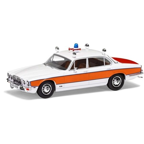 VA13901  - 1/43 JAGUAR XJ6 SERIES 2 4.2-LITRE - AVON & SOMERSET CONSTABULARY