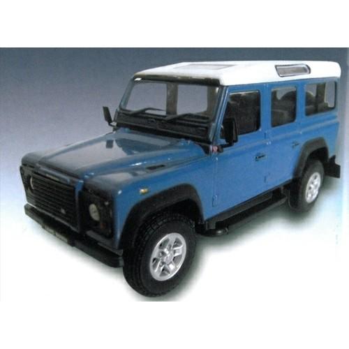 W125063 - 1/24 LAND ROVER DEFENDER (GREY BLUE)