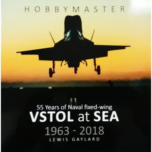 HOBBY MASTER VSTOL AT SEA BOOKLET